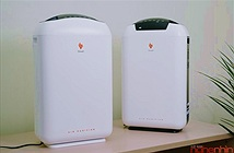 Cận cảnh máy lọc không khí Vsmart giá 3 triệu: nhỏ gọn, đầy đủ tính năng