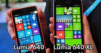 Chính thức: Lumia 640 giá dưới 4 triệu, 640 XL giá 4,6 triệu, nhiều khuyến mãi tặng kèm, lên Win 10