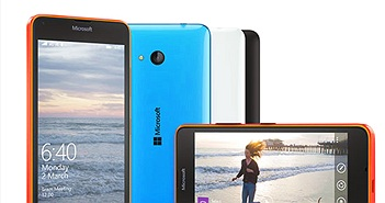 Microsoft tung 2 smartphone Lumia 640 và Lumia 640 XL tại Việt Nam