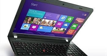 Lenovo giới thiệu 4 mẫu laptop mới dành cho doanh nhân