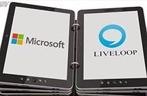 Microsoft mua lại starup LiveLoop để phát triển bộ ứng dụng văn phòng