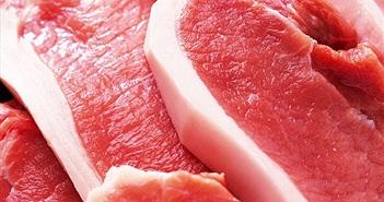 Cách mua thịt lợn không có salbutamol và rau muống không tưới nhớt