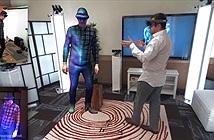 Microsoft Holoportation - Công nghệ liên lạc thực tế ảo như phim siêu tưởng