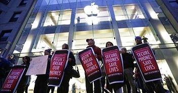 Apple lo ngại viễn cảnh hàng loạt iPhone bị phá khóa