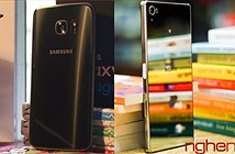 Sony Xperia Z5 Premium đọ Samsung Galaxy S7 edge
