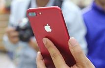 iPhone 7 đỏ chính hãng được bán từ 6/4