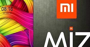 """Xiaomi Mi 7 lộ """"mặt nạ"""" với thiết kế giống iPhone X"""