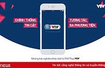 VTV phát triển ứng dụng dành riêng cho thể thao VTV Sports trên mobile