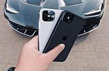 iPhone 12 siêu to khổng lồ xuất hiện bằng xương bằng thịt