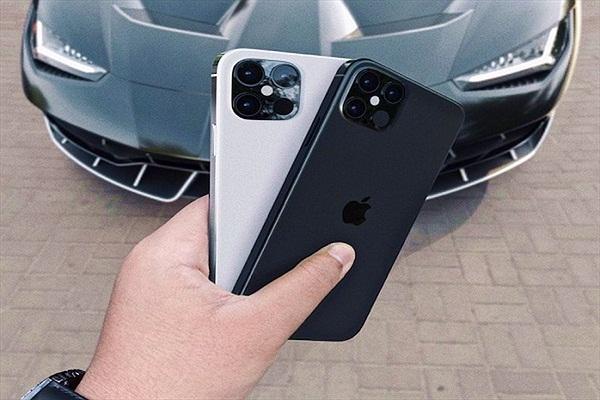 iPhone 12 'siêu to khổng lồ' xuất hiện 'bằng xương bằng thịt'