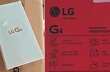 Rò rỉ hình ảnh hộp LG G4: màn hình IPS Quantum, camera trước 8MP, tai nghe mới