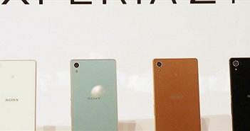 Sony Xperia Z4 thầm lặng ra mắt với màn hình FullHD 5,2 inch