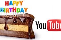 Điều ước nào cho sinh nhật lần thứ 10 của YouTube?