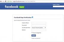 Bkav: Cần cảnh giác với website khai báo thông tin Facebook giả mạo