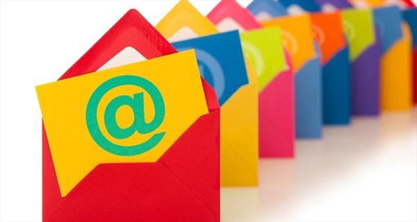 Các bước để tạo Stationery cho một thư bất kỳ trên Email