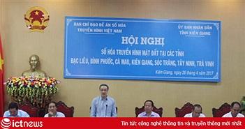 7 tỉnh Nam Bộ sẽ về đích số hóa truyền hình trước 1 năm