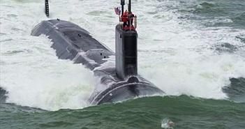 """Chùm ảnh hạm đội tàu ngầm """"khủng"""" của hải quân Mỹ"""