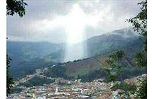 Đám mây hình Chúa Jesus xuất hiện ở nơi sạt lở 17 người chết?