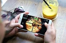 RAM 6GB trên Galaxy C9 Pro tối ưu trải nghiệm giải trí