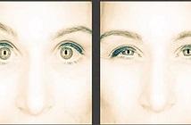 Nghiên cứu chứng minh đôi mắt là cửa sổ tâm hồn