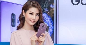 Galaxy S9+ 128GB tím Lilac 'lên kệ' độc quyền tại FPT Shop