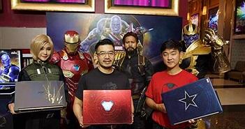 Acer ra mắt máy tính xách tay phiên bản đặc biệt Avengers: Infinity War