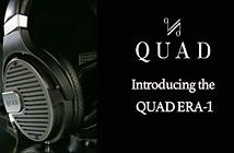 Quad Audio ra mắt tai nghe đầu tay mang tên Era 1