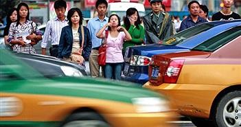 Những gã khổng lồ công nghệ Trung Quốc thờ ơ với triển lãm ôtô truyền thống