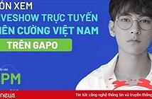 Gần 60,000 người theo dõi cùng lúc livestream Kiên cường Việt Nam trên mạng xã hội Gapo