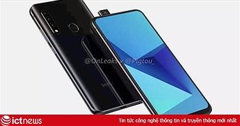 """Smartphone tiếp theo của samsung sẽ có camera trước kiểu """"thò thụt"""""""