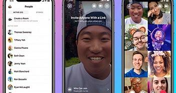 Facebook ra mắt tính năng tương tự Zoom trên nền tảng Messenger