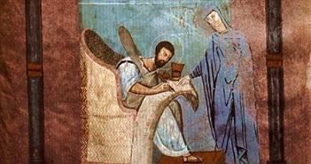 Cuốn Kinh Thánh 1500 năm tuổi viết bằng mực từ nước tiểu