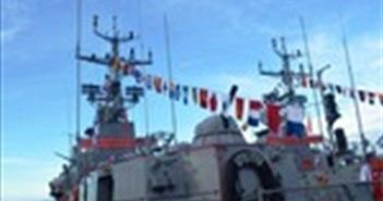 Công nghiệp quốc phòng Việt Nam nâng cao chất lượng tàu pháo TT-400TP