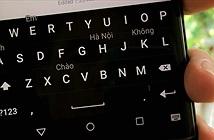 Priv: tải về Blackberry Keyboard có hỗ trợ gõ Telex TV đầy đủ