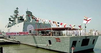 Hoảng hồn chiến hạm 4.900 tấn giá 1,1 tỷ USD của Ấn Độ