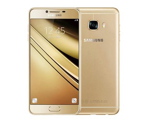 Samsung ra Galaxy C7 màn hình 5,7 inch