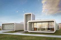 Dubai xây dựng văn phòng in 3D đầu tiên trên thế giới