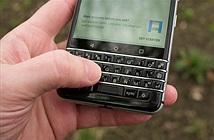 Top 10 điểm cộng trên BlackBerry KEYone