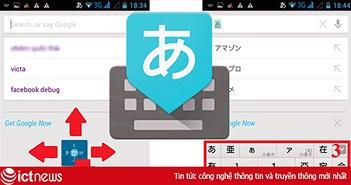 Hướng dẫn cài đặt bàn phím tiếng Nhật cho Android