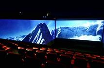 Rạp chiếu màn hình đa diện ScreenX đầu tiên ở Việt Nam