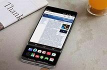 Lộ diện thiết kế của LG V30 với tính năng trượt dọc