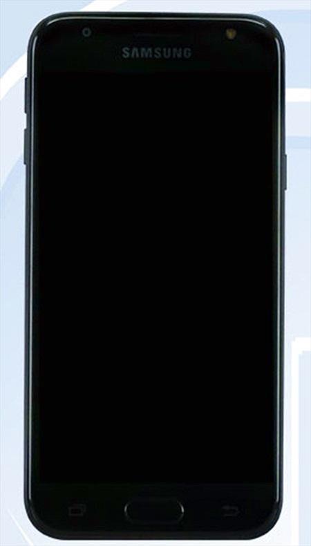 Sau J5 và J7, đến lượt Samsung Galaxy J3 (2017) lộ diện