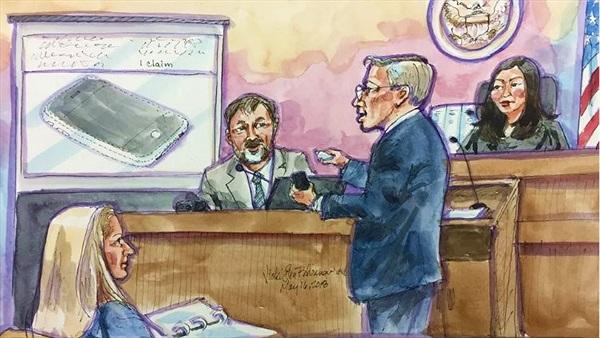 """Thắng kiện, Apple nhận khoản bồi thường """"khủng"""" từ Samsung"""