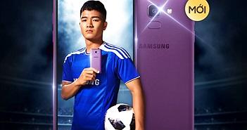 Samsung Galaxy J6 lên kệ từ 1/6, giá 5,29 triệu đồng