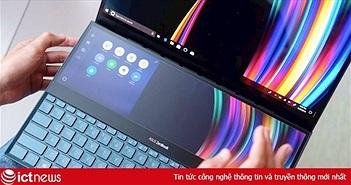 Chi tiết laptop màn hình OLED độ phân giải 4K cảm ứng đầu tiên trên thế giới
