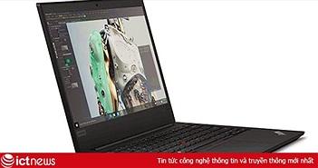 Lenovo ra bộ ba laptop doanh nhân ThinkPad mới, giá từ 16,49 triệu đồng