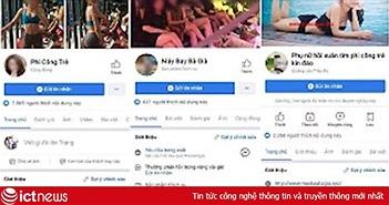 'Phi công trẻ' sập bẫy các quý bà ảo trên mạng xã hội
