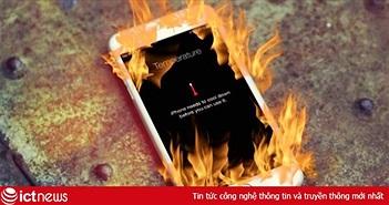 """Vì sao điện thoại bị nóng, phải làm gì để chúng """"hạ hỏa""""?"""
