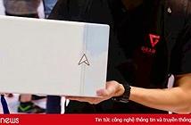 Xem chiếc laptop Asus Zenbook bản đặc biệt mạ vàng 18K, dán da, nhỏ như tờ giấy A4