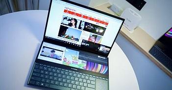 ASUS ra mắt ZenBook Pro Duo: laptop 2 màn hình 4K đầu tiên trên thế giới